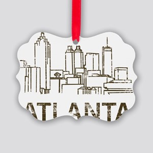 atlanta2 Picture Ornament
